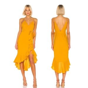 Lovers & Friends Bridgett Midi Dress
